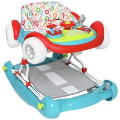 MyChild Coupe 2-in-1 Baby Walker - Multicoloured