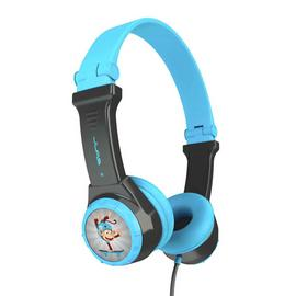 Jlab Audio Jbuddies Kids Headphones - Grey / Blue