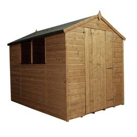 Mercia Wooden 8 x 6ft Shiplap Shed