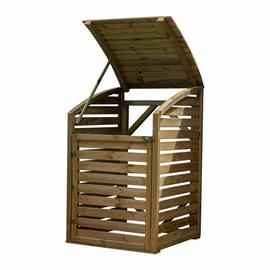 Mercia Pressure Treated Single Bin Store
