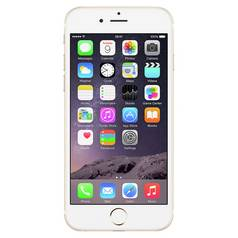 SIM Free iPhone 6 64GB Premium Pre Owned Mobile Phone -Gold