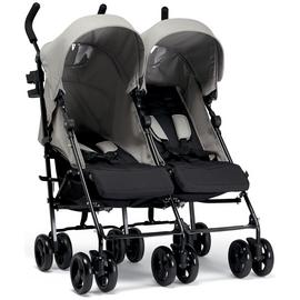 Mamas & Papas Cruise Double Pushchair - Grey Marl