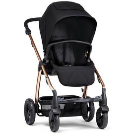 Mamas & Papas Sola Pushchair - Black & Rose Gold