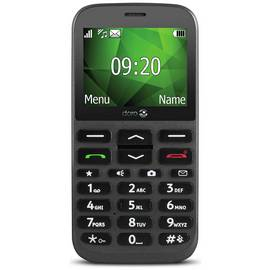 SIM Free Doro 1370 Mobile Phone - Graphite