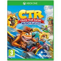 Crash Team Racing: Nitro-Fueled Xbox One Pre-Order Game