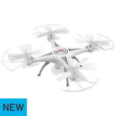 Revell GO! Wifi Quadcopter 480MP Camera Drone