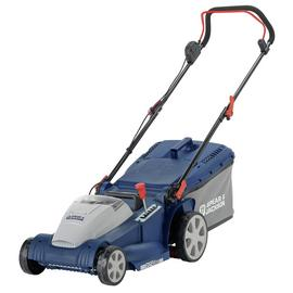 Spear & Jackson Cordless Lawnmower with 2 Battery Packs –40V