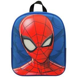 Marvel Spider-Man LED 8.6L Backpack - Blue