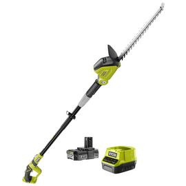 Ryobi RPT184520 ONE+ Pole Hedge Trimmer & 2.0Ah Battery -18V