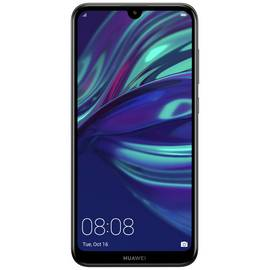 SIM Free Huawei Y7 32GB Mobile Phone - Midnight Black