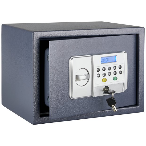 Buy Argos Home A5 35cm Digital Safe with LCD Display | Safes | Argos