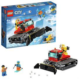LEGO City Snow Groomer Construction Set - 60222