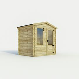 Mercia 9 x 7ft Log Cabin