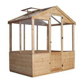 Mercia 6 x 4ft Traditional Greenhouse