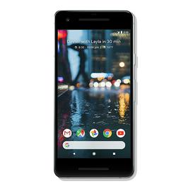 SIM Free Google Pixel 2 128GB Mobile Phone - White