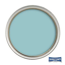 Johnstone's Bathroom Blue Shore Paint - 2.5L