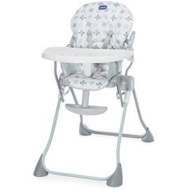 Chicco Pocket Meal Highchair - Silver