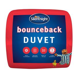 Silentnight Bounceback 13.5 Tog Duvet - Single