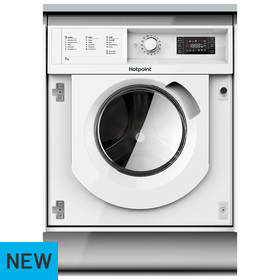 Hotpoint BIWMHG71284UK 7KG 1200 Spin Washing Machine - White Best Price, Cheapest Prices