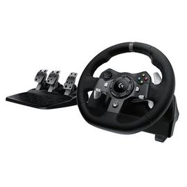 Logitech G920 Driving Force Racing Wheel - Xbox One & PC