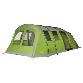 Vango Stargrove 6 Man 2 Room Tunnel Camping Tent with Porch
