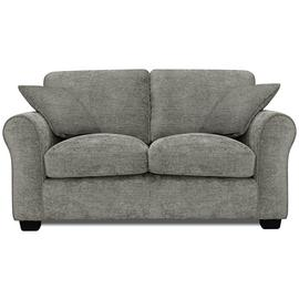 Argos Home Tammy 2 Seater Fabric Sofa - Mink