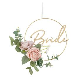 Bride Floral Wreath