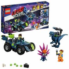 LEGO Movie 2 Rex's-treme Offroader Toy Car - 70826