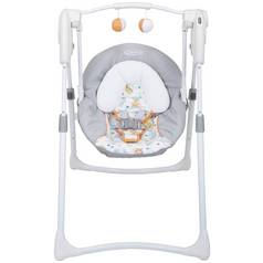 Graco Slim Spaces 2-in-1 Swing - Linus