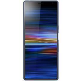 SIM Free Sony Xperia 10 Plus 64GB Mobile Phone - Blue