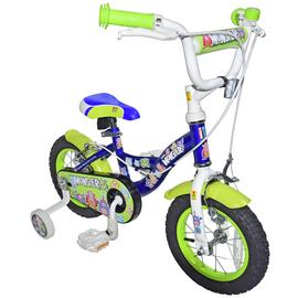 Click n Go 12 Inch Little Monsters Kids Bike