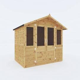 Mercia Wooden 7 x 5ft Traditional Summerhouse