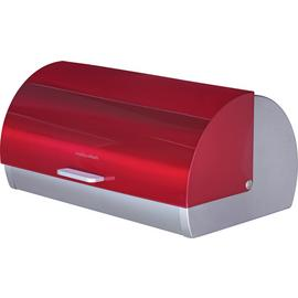 Morphy Richards Accents Bread Bin - Red