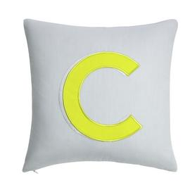 Argos Home Letter C Cushion