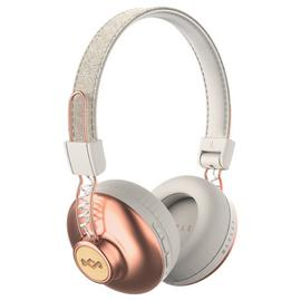 Marley Positive Vibration 2.0 Wireless Headphones – Copper