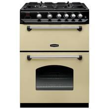 Rangemaster Classic CLAS60NGFCR/C Gas Cooker - Cream