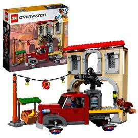 LEGO Overwatch Dorado Showdown Set Toy - 75972