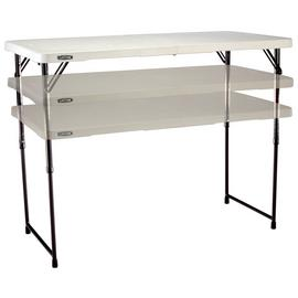 Lifetime 4ft Adjustable Height Table