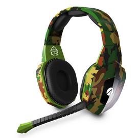 Stealth Cruiser Wireless PS4, PC Headset - Camo