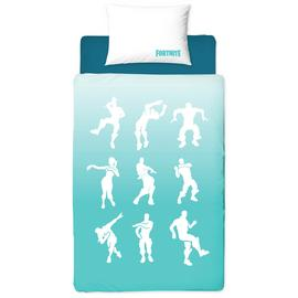 Fortnite Shuffle Bedding Set - Single