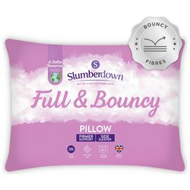 Slumberdown Full and Bouncy Firm Pillow