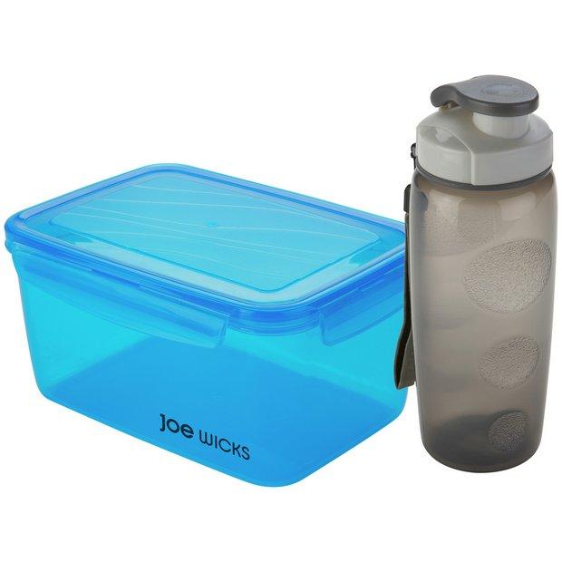 Buy Joe Wicks Lunch Box Bottle 500ml Lunch Boxes Argos