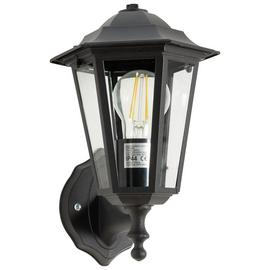 Argos Home Black Outdoor Lantern