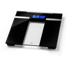 Weight Watchers Ultra Slim Body Analyser Scale - Glass