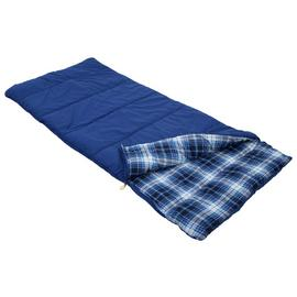 Regatta Blue Bienna 250GSM Single Envelope Sleeping Bag