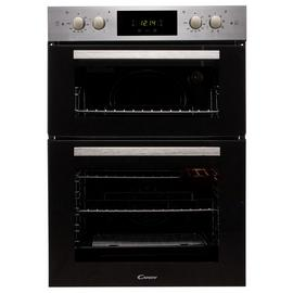 Candy FC9D815X Double Multifunction Oven - Stainless Steel