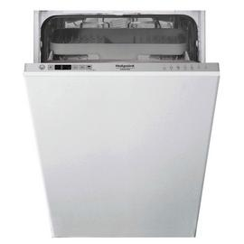 Hotpoint HSIC3M19CUK Integrated Dishwasher - Stainless Steel