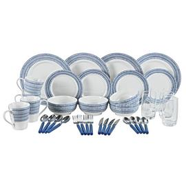 Argos Home Coastline 36 Piece Dinner Starter Set