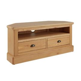Argos Home Oakham 2 Drawer Corner TV Unit