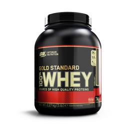 Optimum Nutrition Gold Standard 100% Chocolate Whey 2.27kg